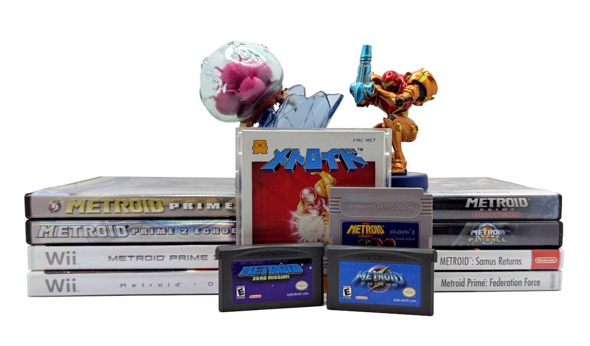 Metroid Collection